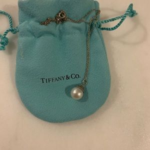 Tiffany and Co. Pearl necklace